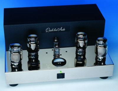Quicksilver Audio V4 Tube Mono Amps
