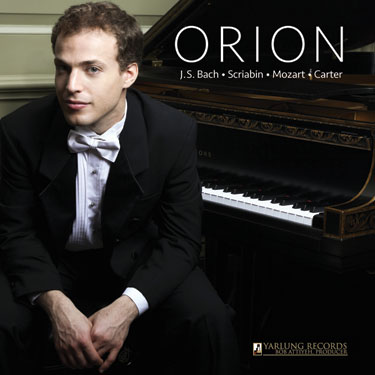 Yarlung Records - Orion Weiss: Music at the Piano